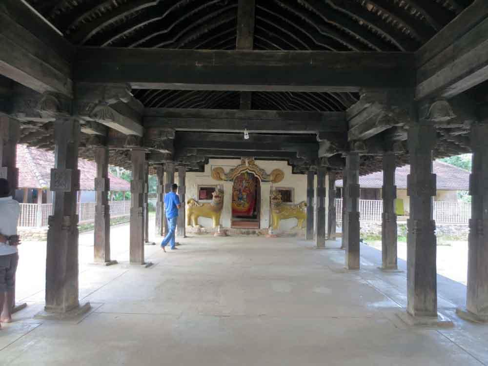 Ambakka Devalaya12