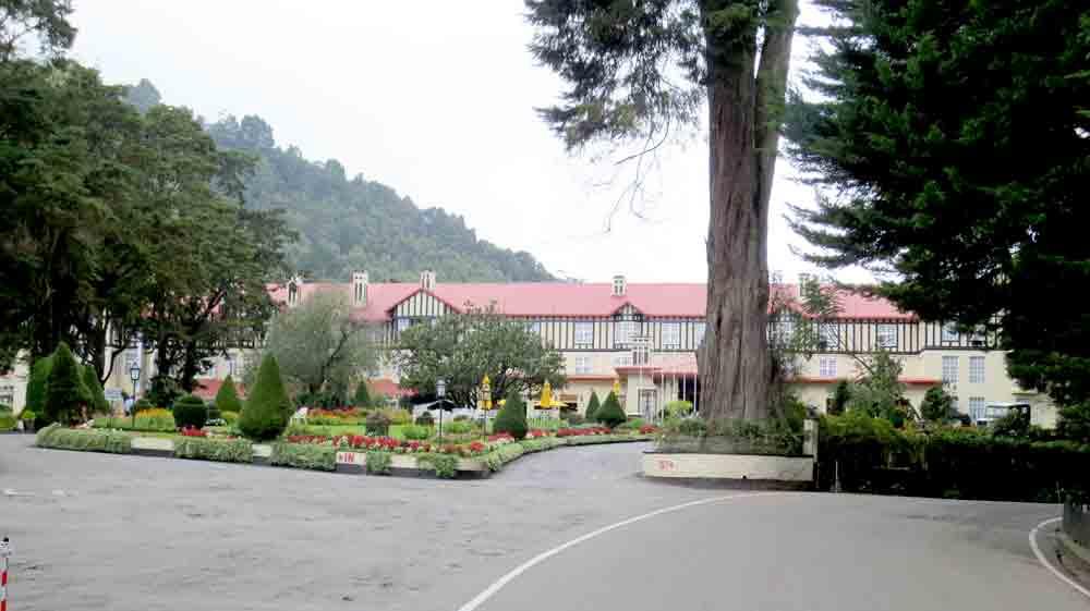 Grand Hotel in Nuwaral Eliya