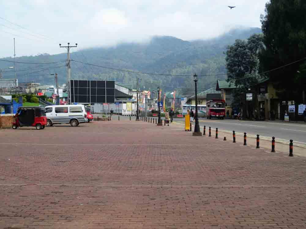 Nuwara Eliya Town