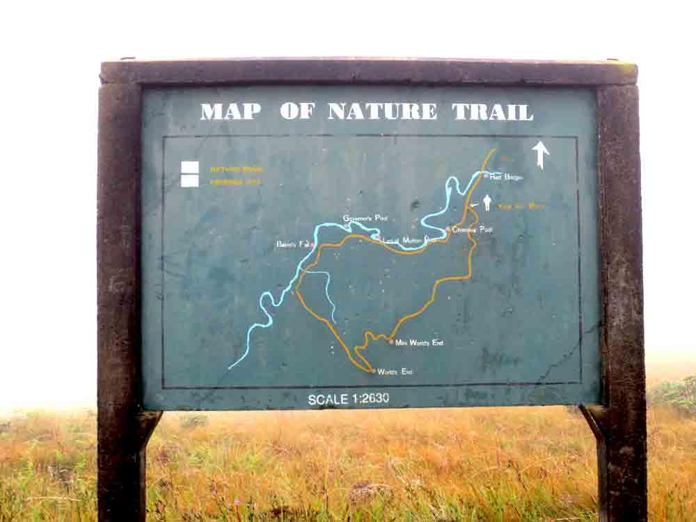 Horton_Plains_Map_of_the_Nature_Trail_Nuwara_Eliya
