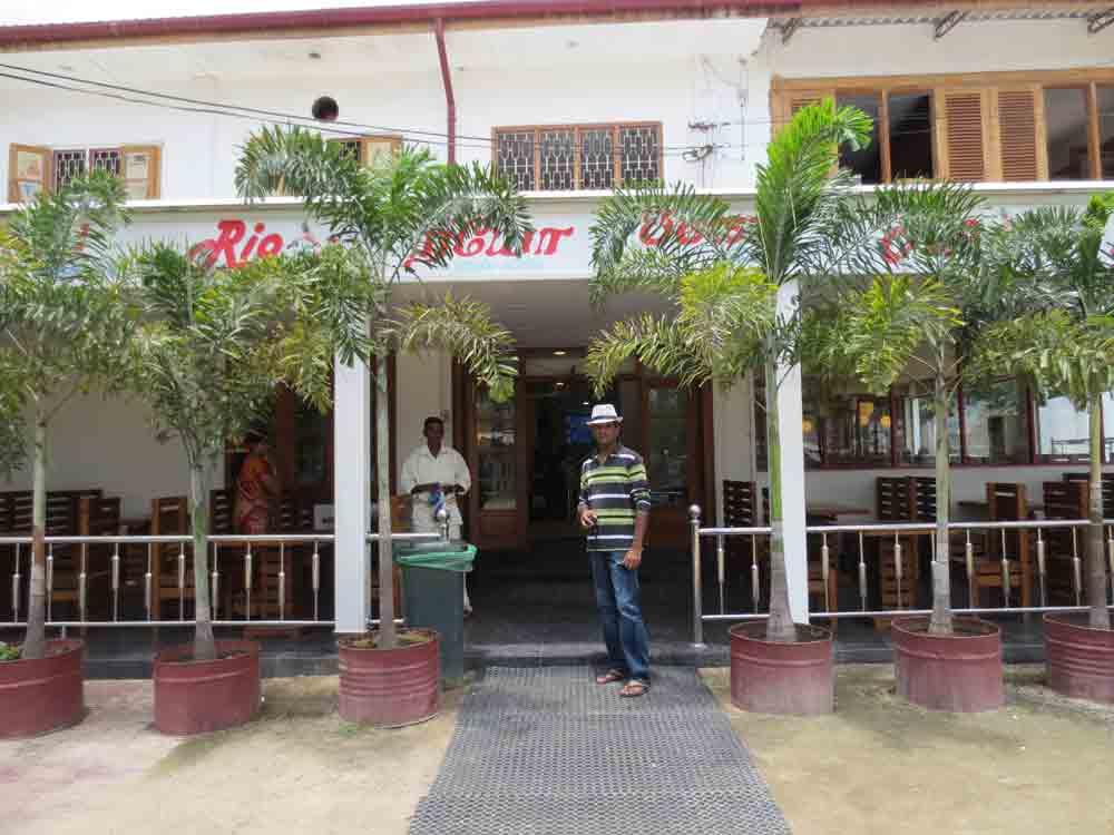 Rio Ice Cream Shop in Jaffna