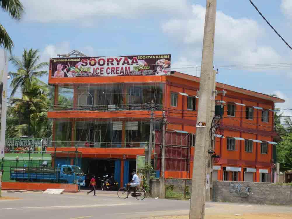 Sooryaa Ice Cream In Jaffna