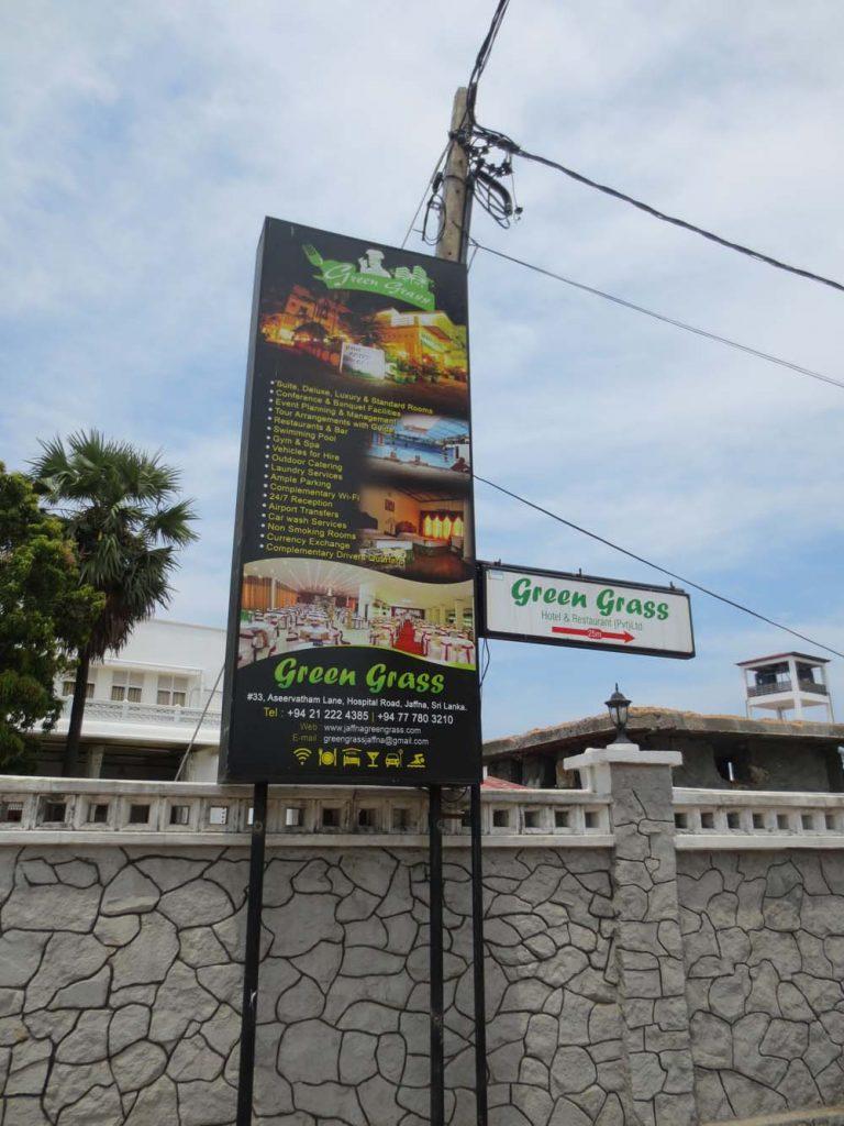 Green Grass Hotel 1