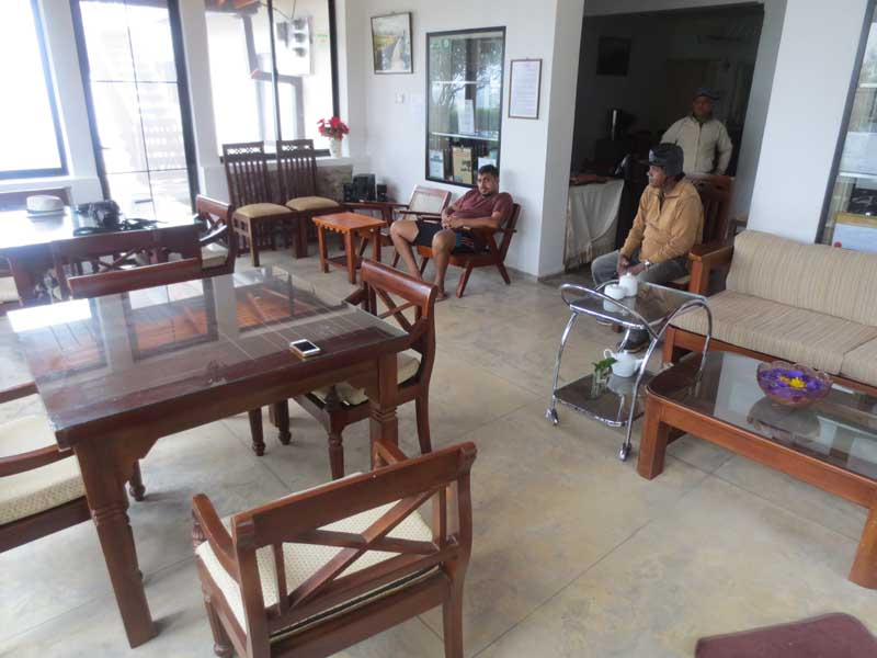 Hill Safari Eco Lodge, Ohiya Care Takes and Owner