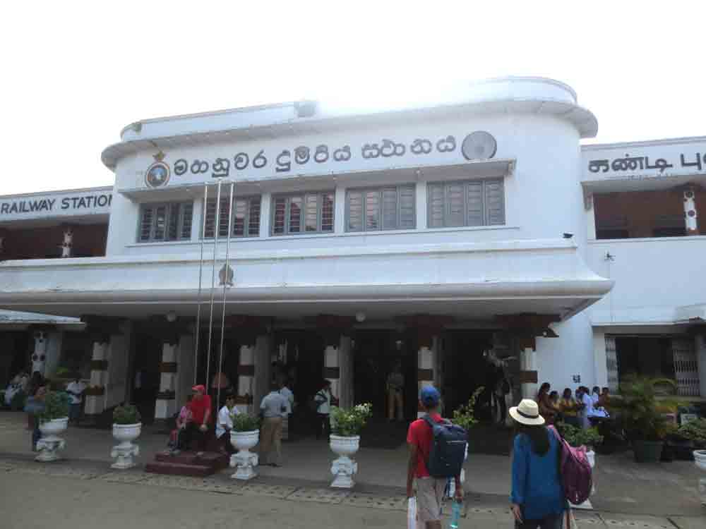 Kandy-Railway-Station