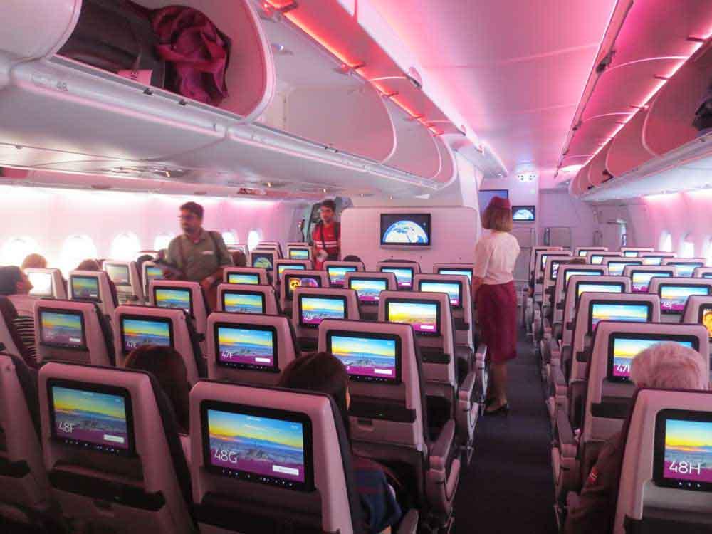 A380-800 - Doha to Paris Airbus- Qatar Airwasy