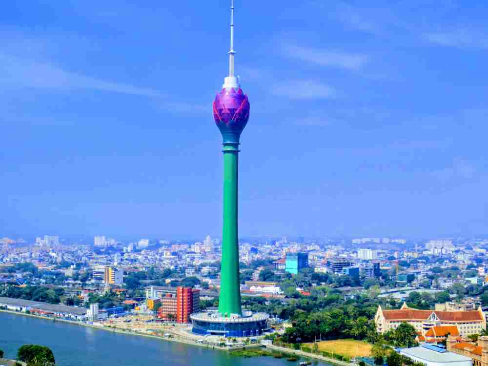 Sri Lanka Trave Colombo Lotus Tower