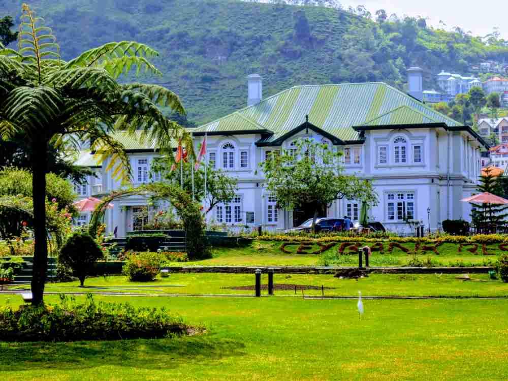 Ceybank Rest in Nuwara Eliya