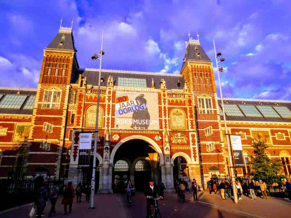 Rijksmuseum Museum, you have to visit this place during your Day Trip to Amsterdam